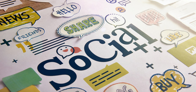 social media graphic banner export