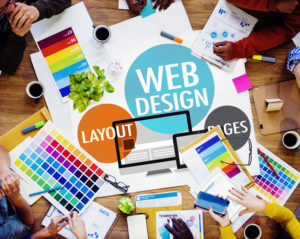 web design messy table graphs colour charts graphic