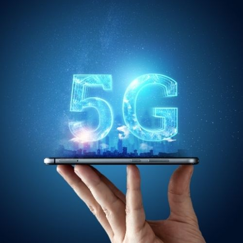 5G On Mobile Device